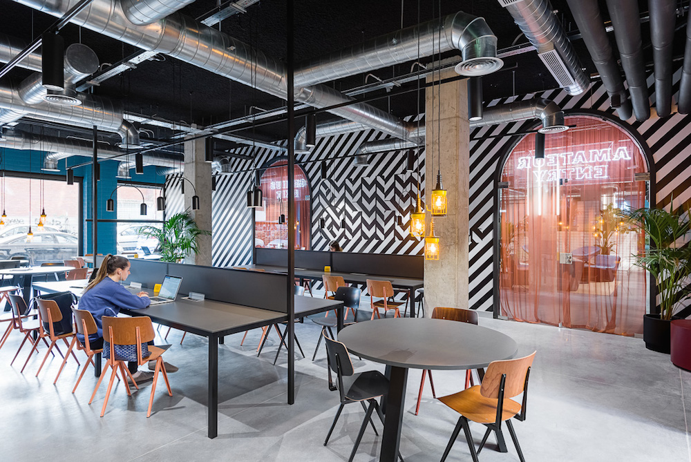 Co-Living Hybrid Caters Specifically To The Student Lifestyle