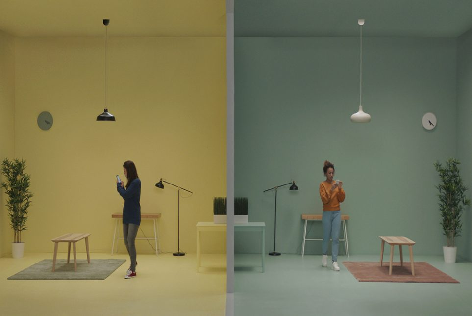 IKEA Promotes Furniture App Launch With An AR Game Show