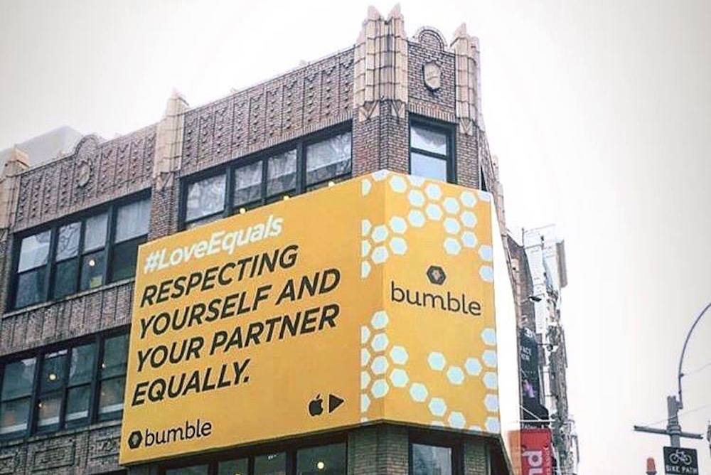 Bumble Is Empowering Working Women To Make Meaningful Connections