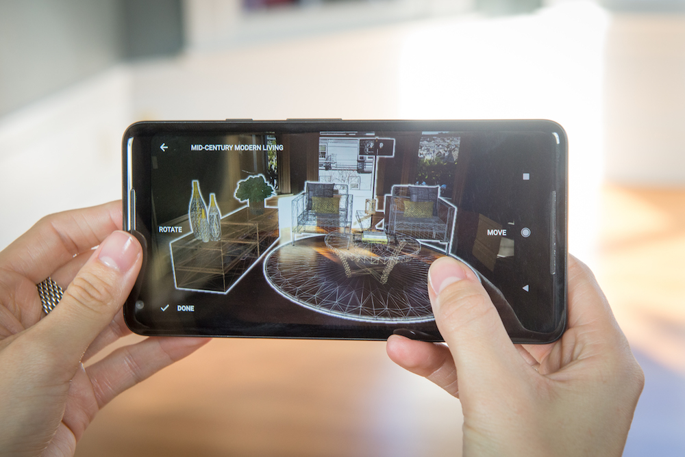 Sotheby's AR Platform Lets Customers Virtually Furnish Potential Homes