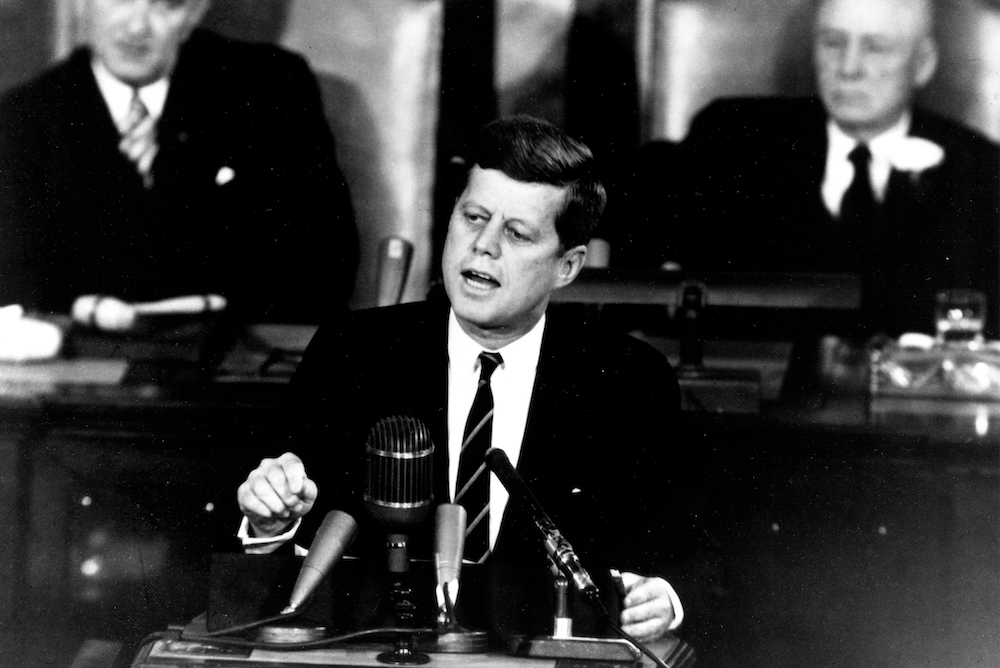 AI Recreates The Voice Of JFK To Deliver A Final Speech