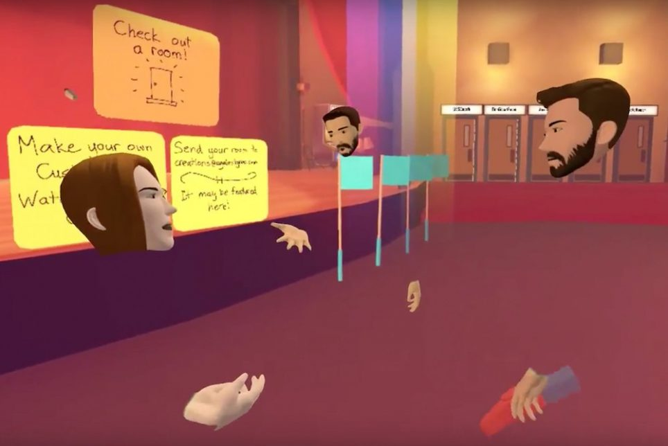 Platform Connects VR Gamers In A Unified Chat System
