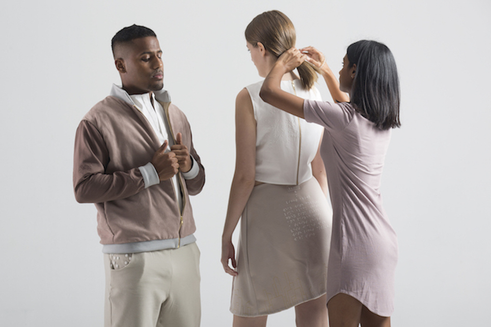 Tactile Clothing Helps The Visually Impaired Choose Outfits