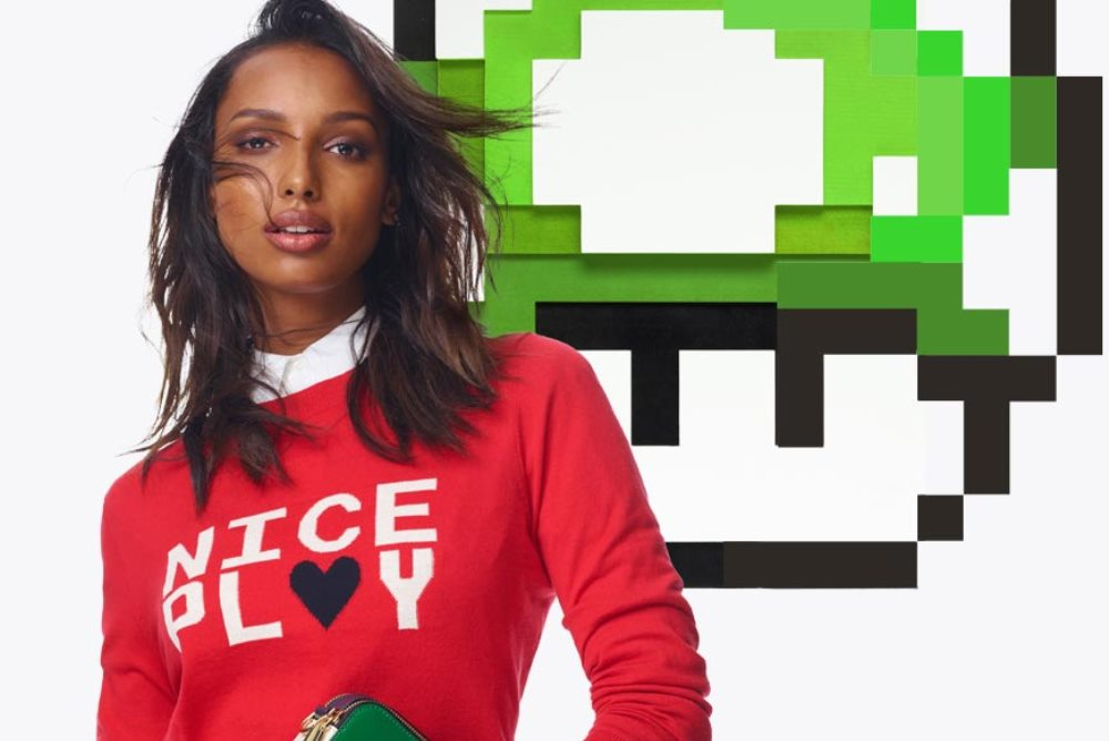 Bloomingdale's Highlights Retro Nintendo Collection With An In-Store Gaming Exhibition