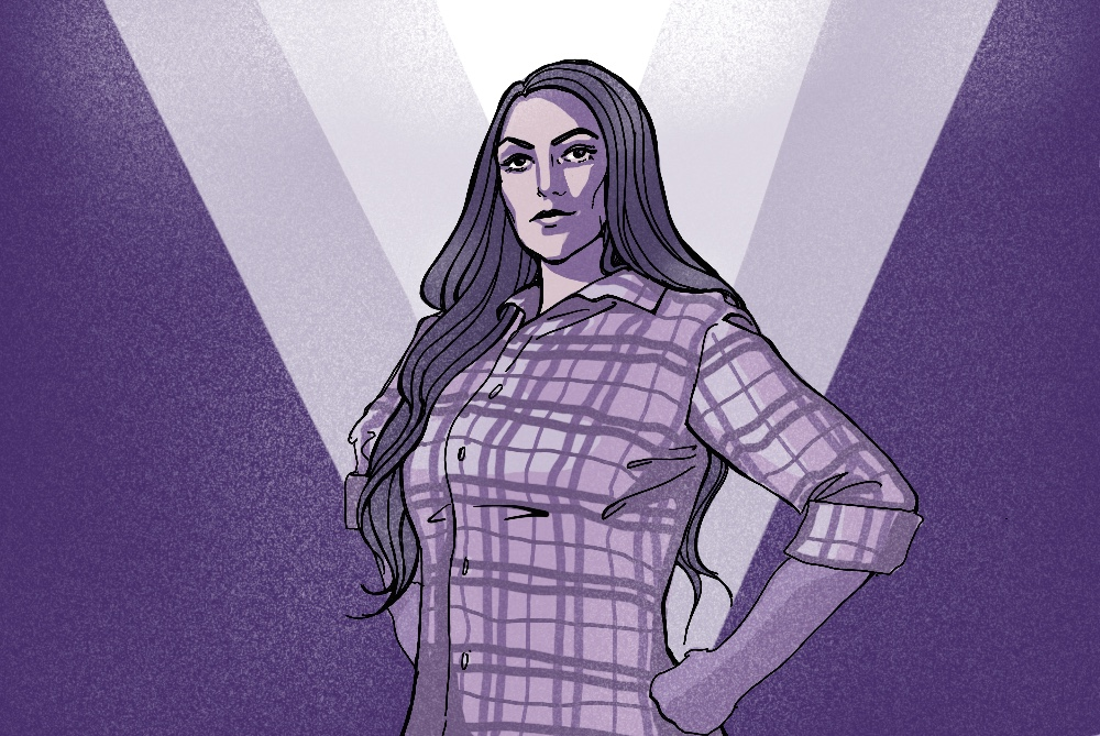 Brawny's Female Empowerment Campaign Creates Comics Out Of 'Sheros'