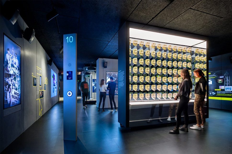 Interactive Museum Lets Visitors Experience The Spy Life