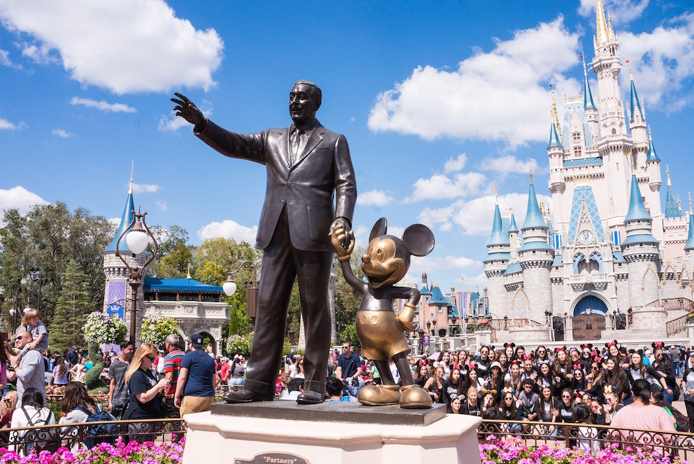 Disney Is Opening Its Parks To Virtual Google Maps Tours on
