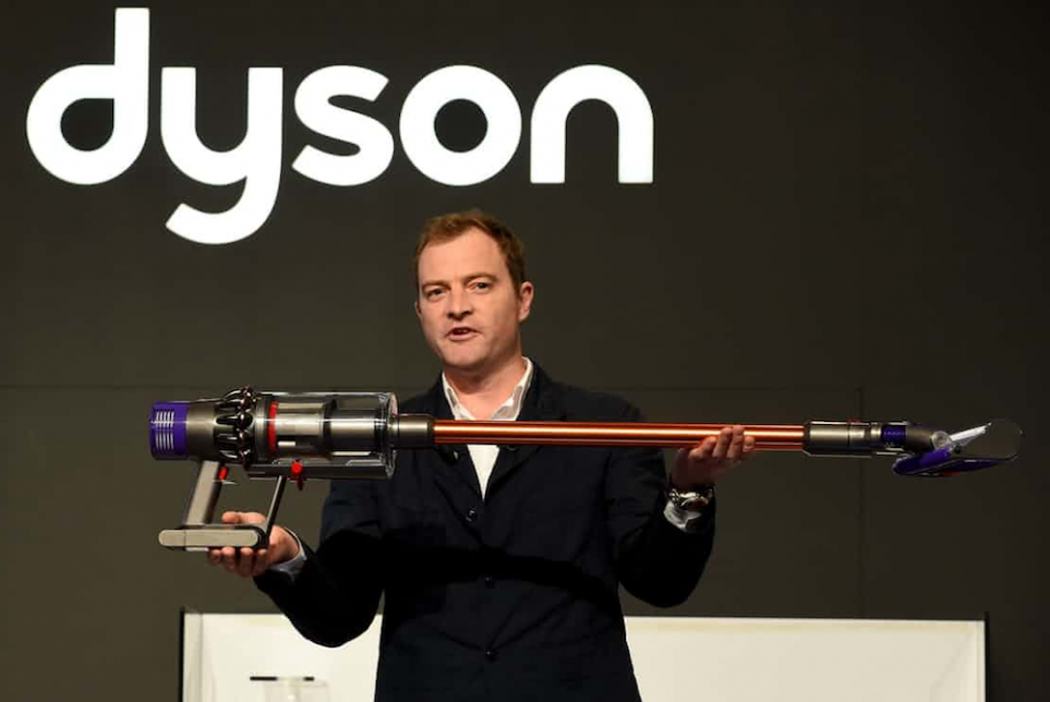 Dyson launches 'the world's most powerful cordless vacuum'