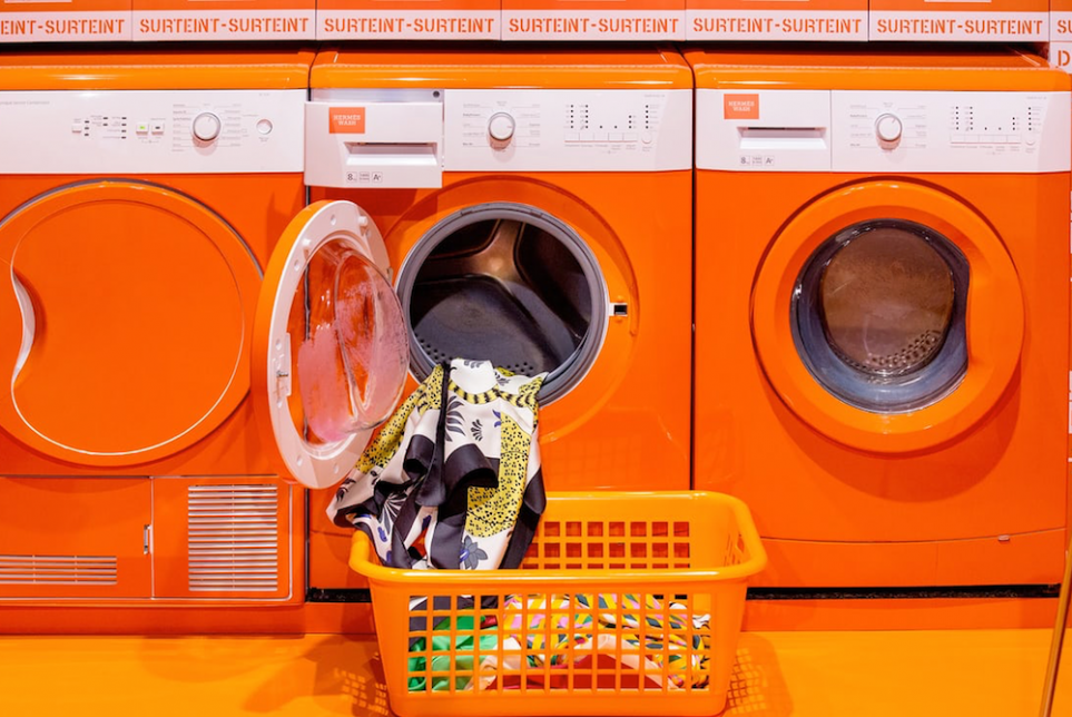 Why Fashion Is Reviving The Launderette