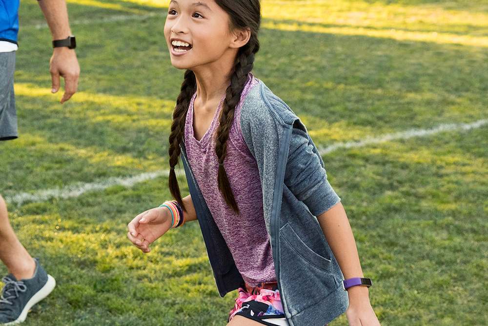 Fitbit Has Made A Fitness Tracker Just For Kids