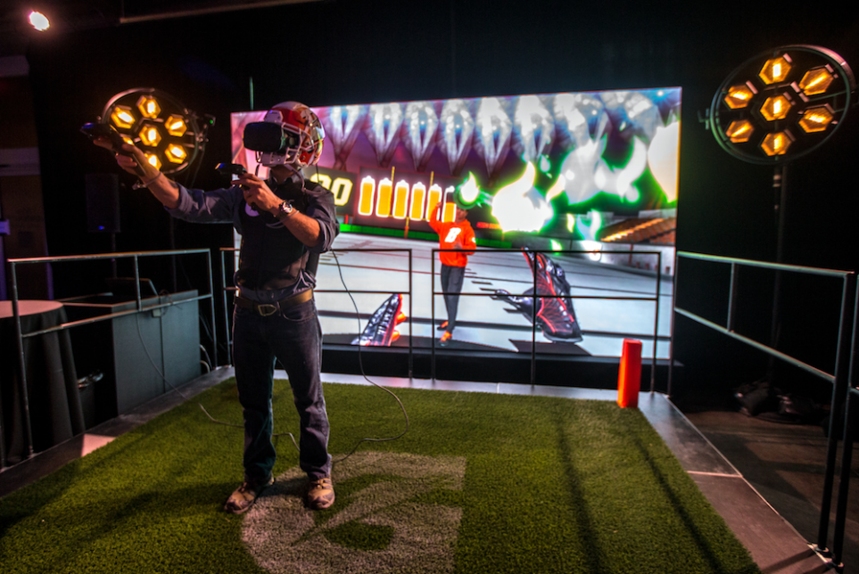 Gatorade Exhibition Showcases The Future Of Athletic Performance