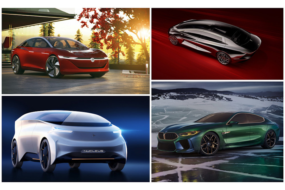 Electrification And Autonomy Stand Out At The 2018 Geneva Motor Show