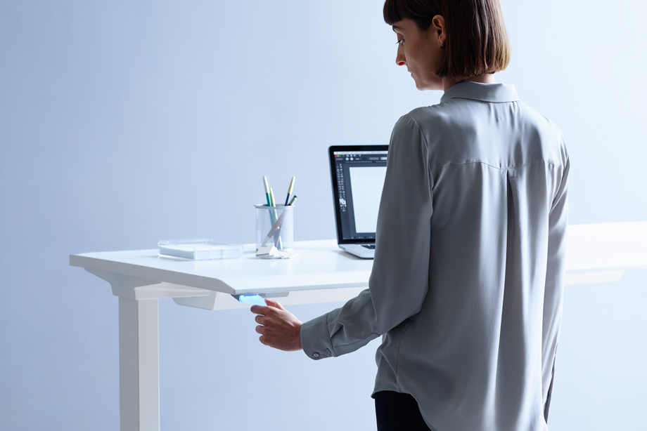 Herman Miller Iot Chairs Record Data To Improve Health In