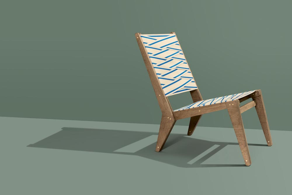 Cool This Chair Is Sold As Raw Materials For You To Build Yourself Machost Co Dining Chair Design Ideas Machostcouk