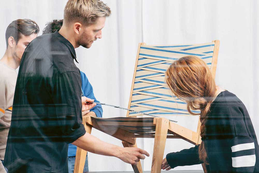 This Chair Is Sold As Raw Materials For You To Build Yourself
