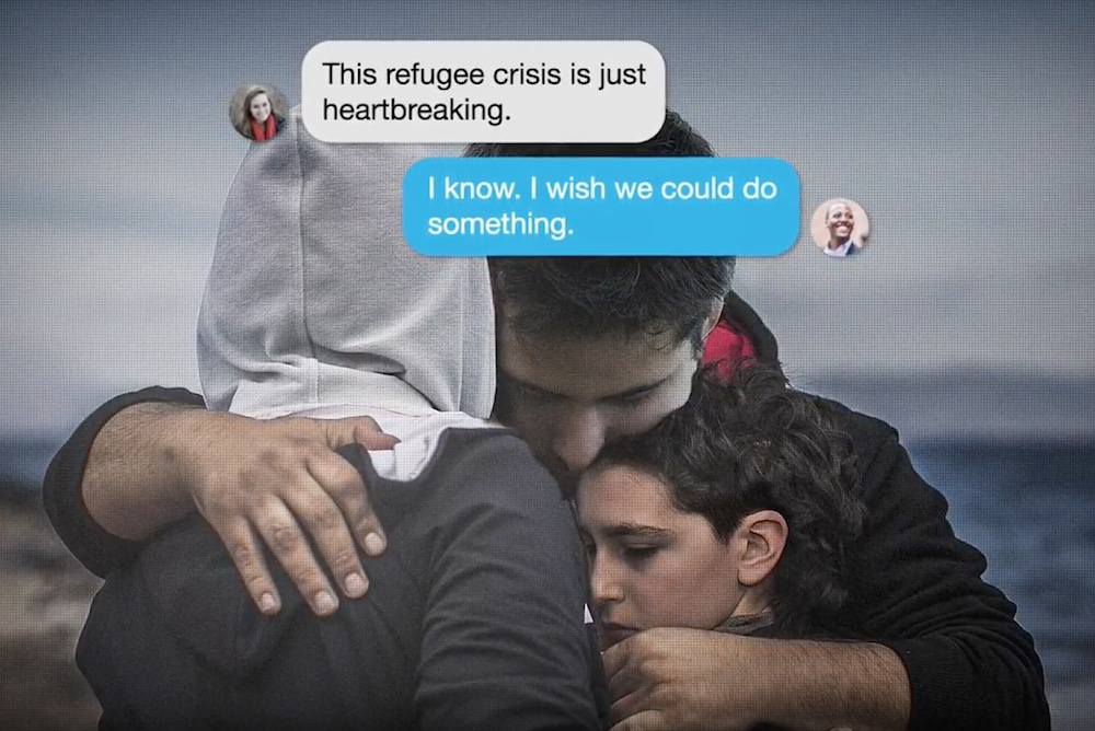 Chatbot For Social Good Connects People To Causes