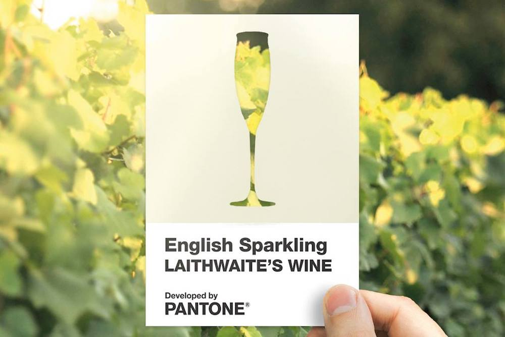 Pantone Adds Wine-Inspired 'English Sparkling' To The Color Wheel