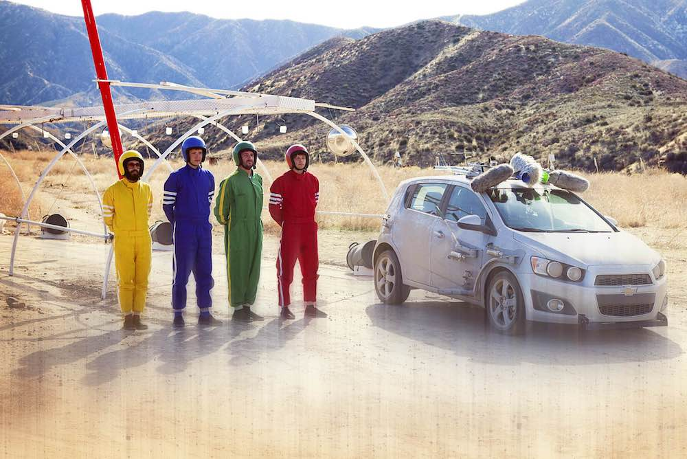 OK Go Is Embarking On An Educational Project Using Their Music Videos