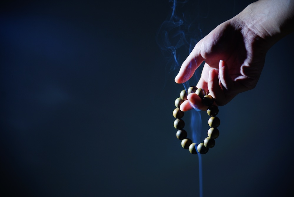 Acer Redesigned Traditional Prayer Beads As A Wearable Device