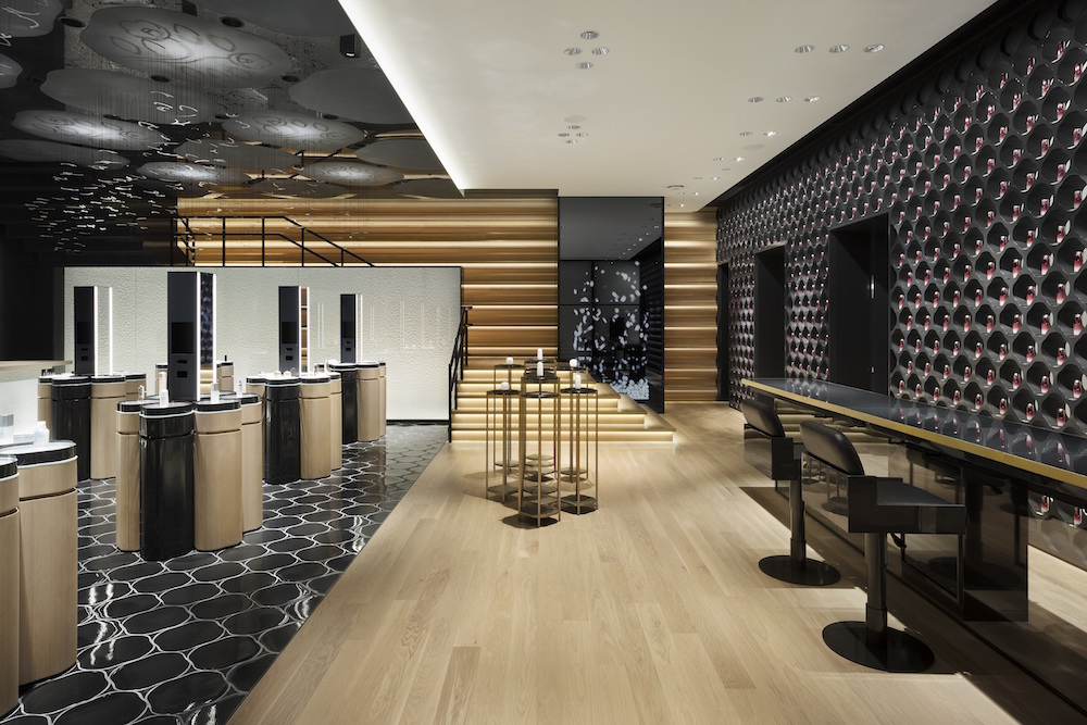 Shiseido Reinvents Signature Store As A High-End Salon Experience