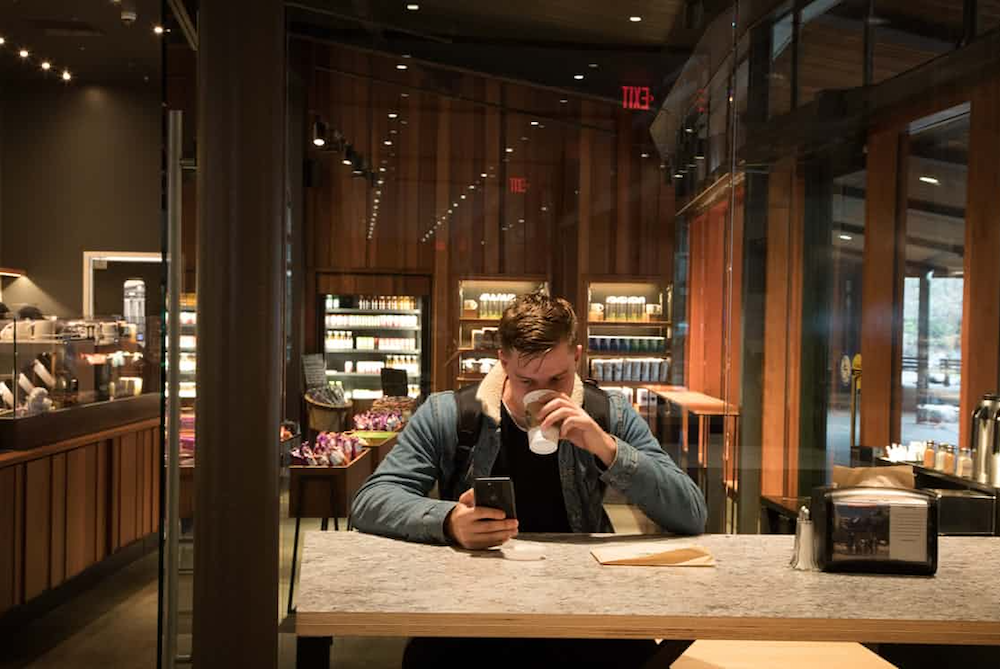 Starbucks' New Yosemite Park Cafe Is Met With Both Delight And Dismay
