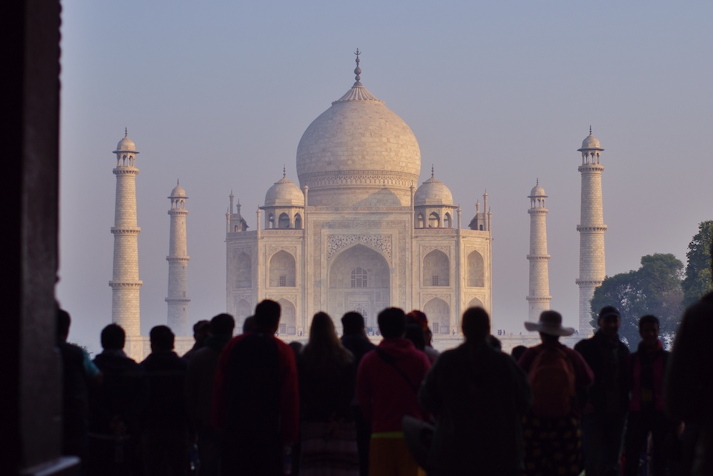 Samsung And UNESCO Are Offering VR Tours Of The Taj Mahal