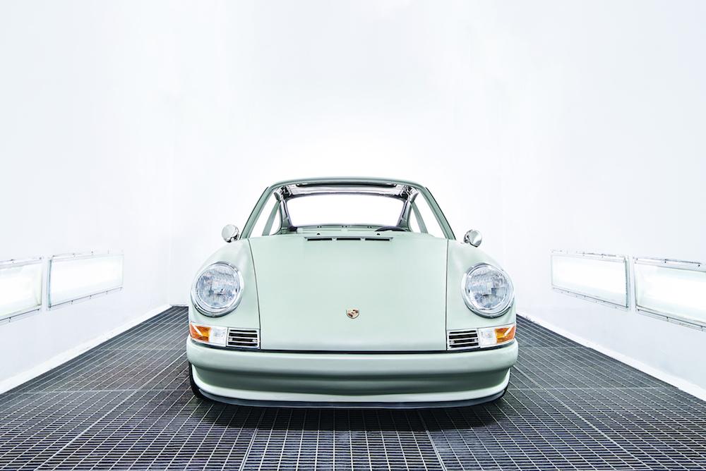 Rare Porsche 911s Get Converted Into Worry-Free EVs