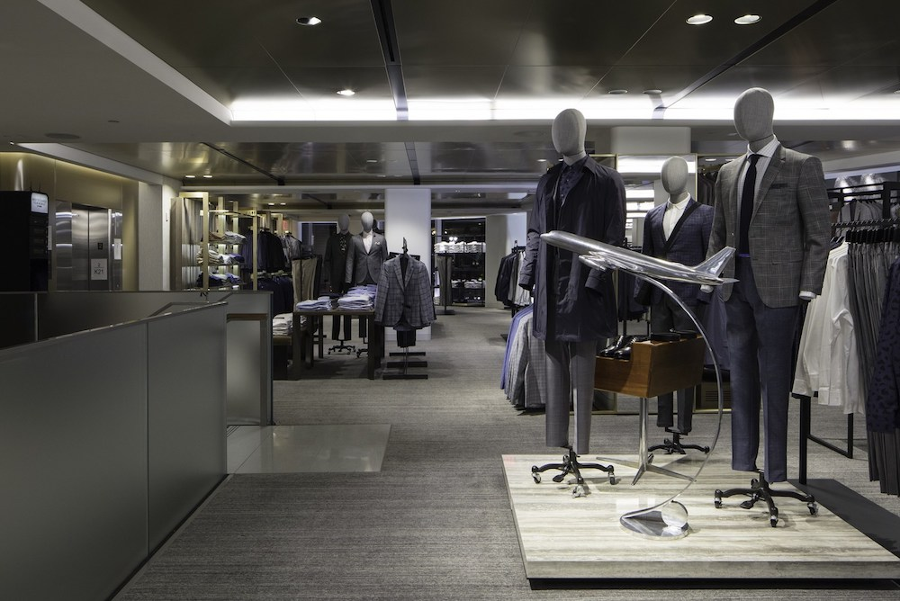 Nordstrom Opened A Full-Service Men's Store In Manhattan