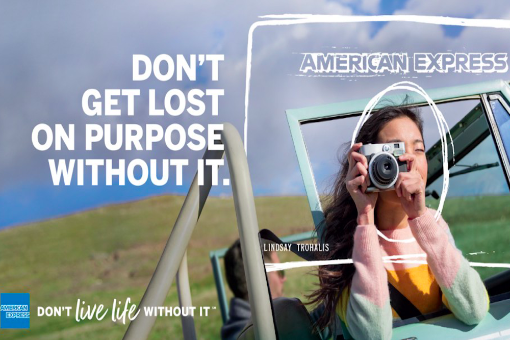 Amex's New Campaign Celebrates The Fusion of Life and Business