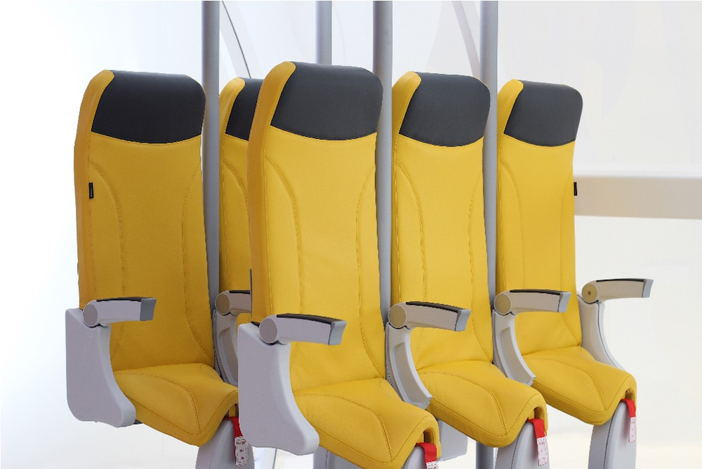 Upright Airplane Seating Maximizes Space, Reduces Prices – But Will Travelers Buy It?
