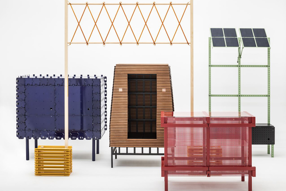 Energy-Storing Furniture Functions As A Personal Power Grid