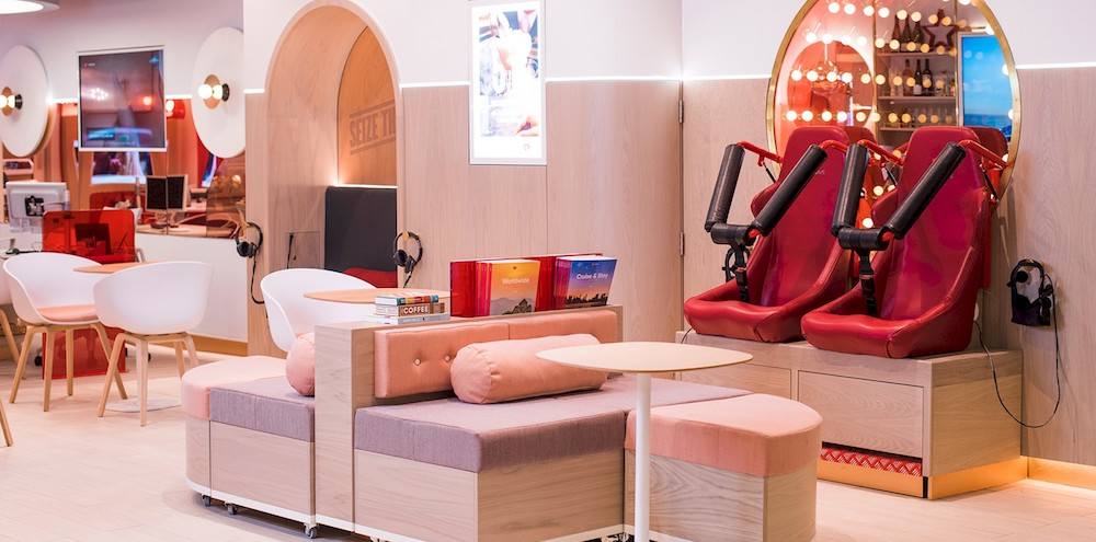 Virgin Holidays Entices Travelers With New Experiential Store