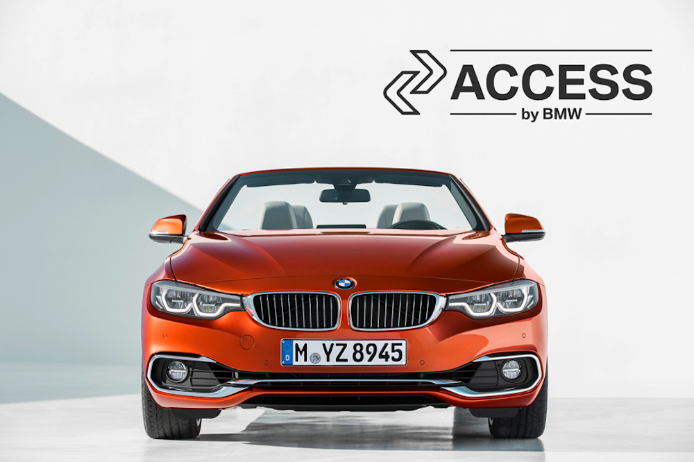 BMW Begins Subscription Pilot With Vehicle Sampling
