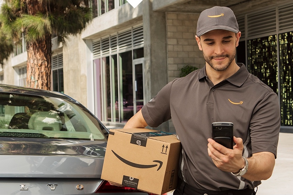 Amazon To Use Cars As Delivery Locations