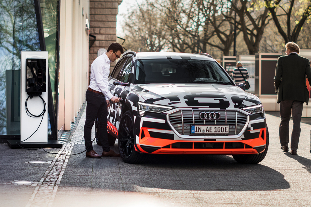 Audi, Jaguar Or Tesla? Which Automaker Can Win The eSUV Race?
