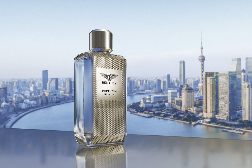 Bentley Introduces A Fragrance Inspired By Car Interiors