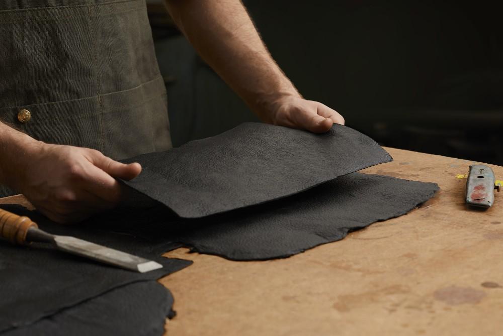 Vegan Leather Is Grown From Mushrooms