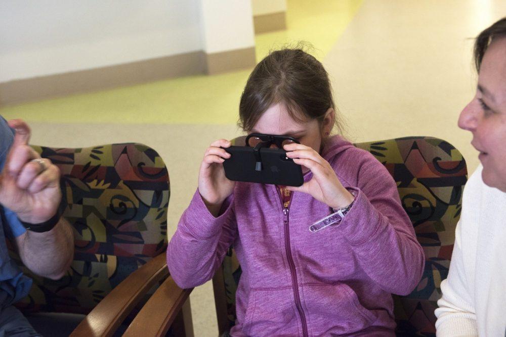 VR Experiences Help Children Understand Medical Procedures