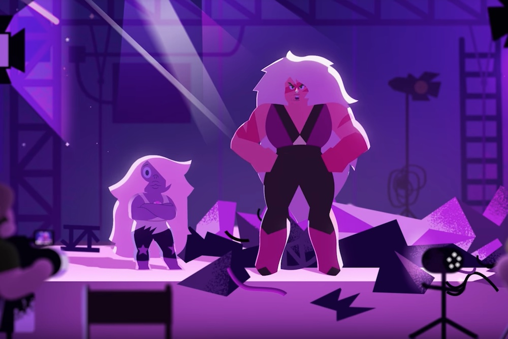 Cartoon Network And Dove Team Up To Encourage Body Confidence