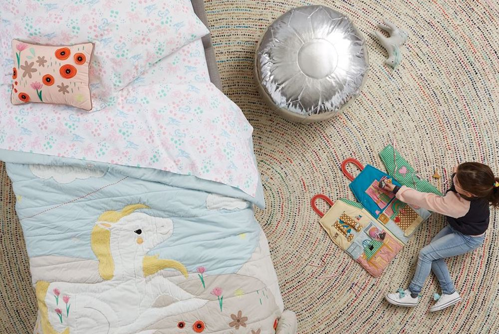 Crate & Barrel Launched A Whimsical Brand Just For Kids