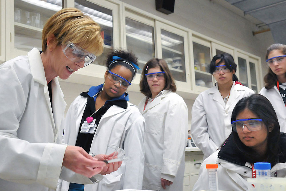Estée Lauder Funds Awards To Support Female Scientists