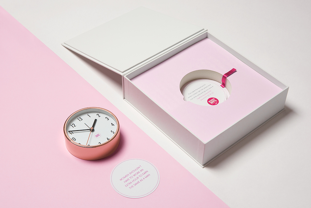 Stationery 'For Women' Raises Awareness About Gender Inequality