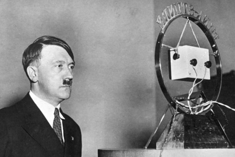 Op-Ed: Why Hitler Would Have Loved Twitter