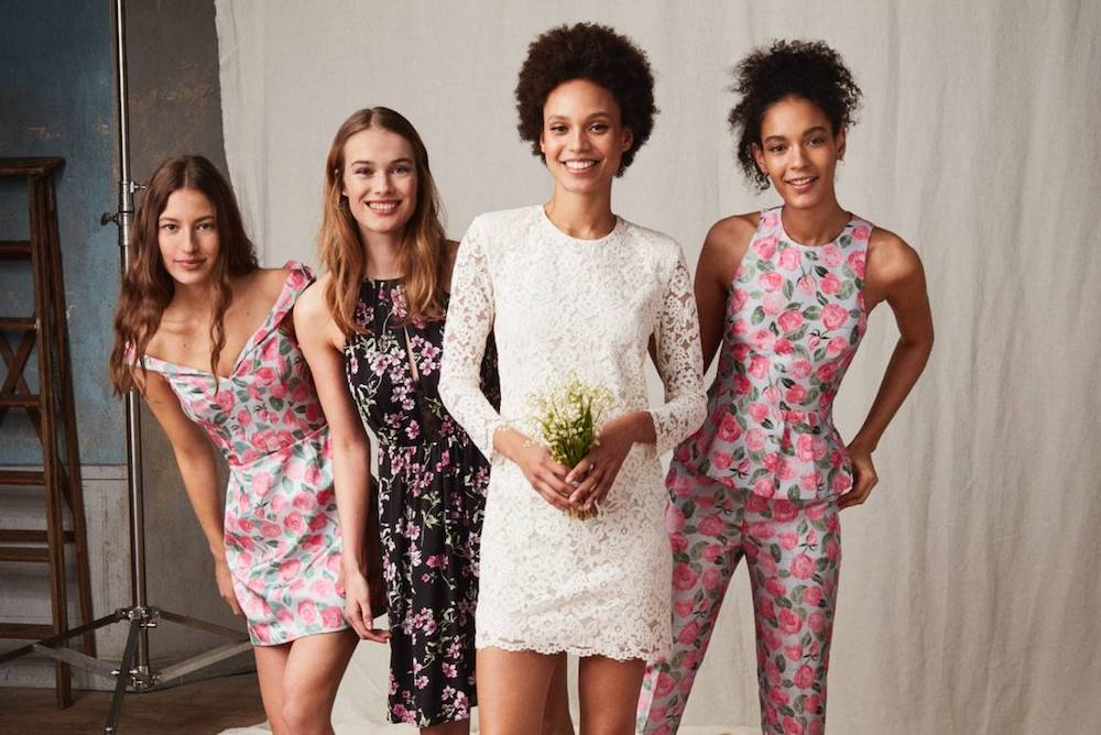 H&M Launches A Low-Cost Bridal Collection