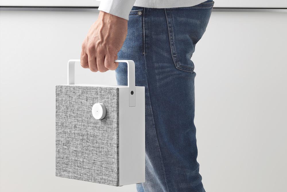 IKEA Introduces Multi-Use Bluetooth Speakers