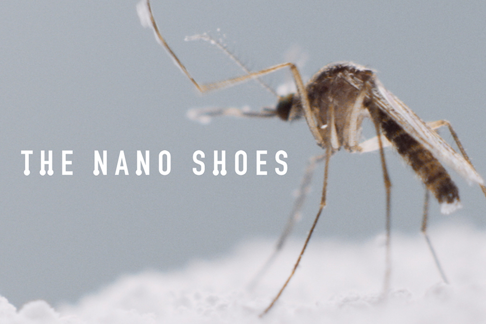 Ad Agency Uses Nano Technology To Turn Mosquitoes Into Mosquito Killers