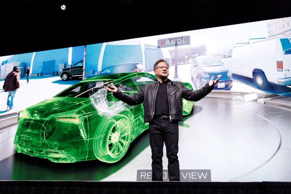 Nvidia Takes Autonomous Driving To The Next Level Using Virtual Reality
