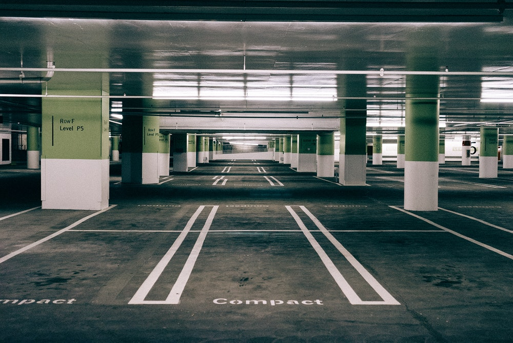 These Empty Parking Garages Became Useful Community Spaces