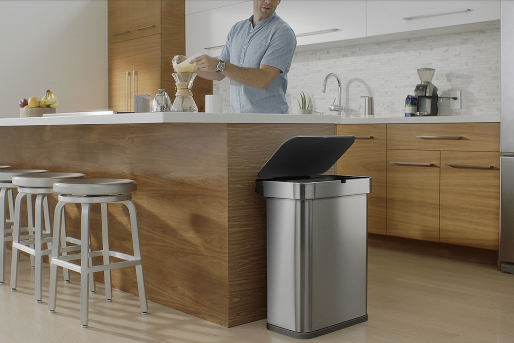 Voice Command Creeps Into The Home, Trash Can Always Listens