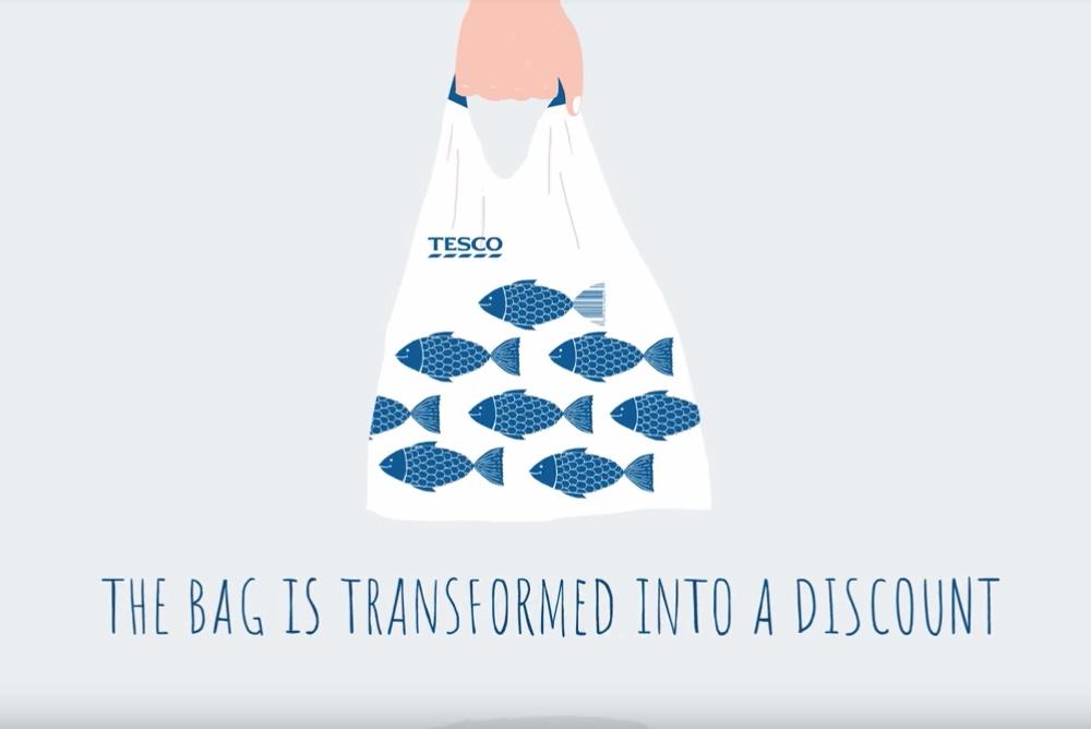 Tesco's Reusable Grocery Bag Contains A Hidden Discount For Shoppers